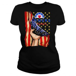 Farmers insurance american flag independence day shirt