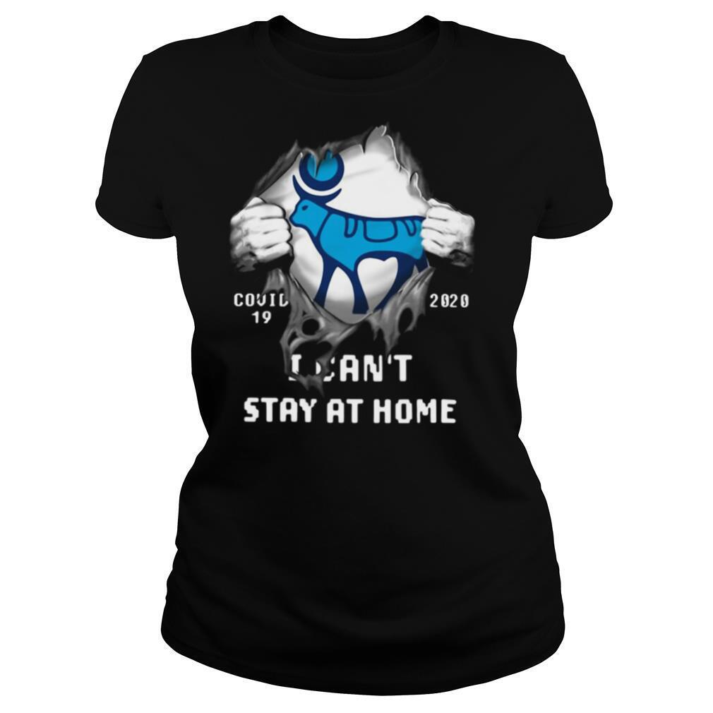 Novo Nordisk Inside Me Covid 19 2020 I Can't Stay At Home shirt