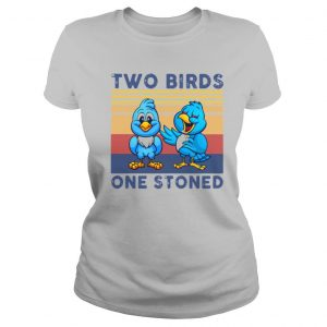 Two Birds One Stoned Vintage shirt