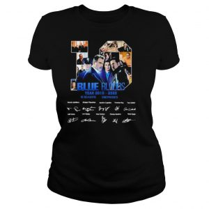 10 blue bloods year 2010 2020 10 seasons 218 episodes signatures shirt