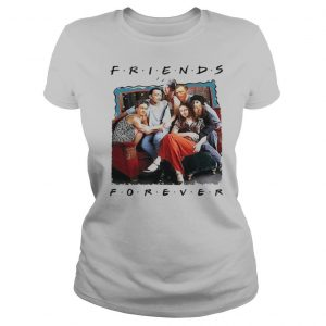 Tv Front Cover Friend Forever shirt