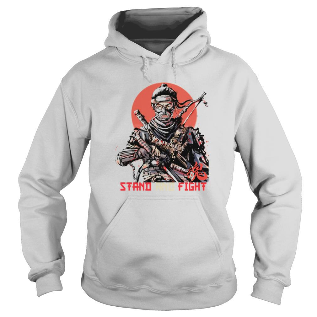 Stand And Fight shirt