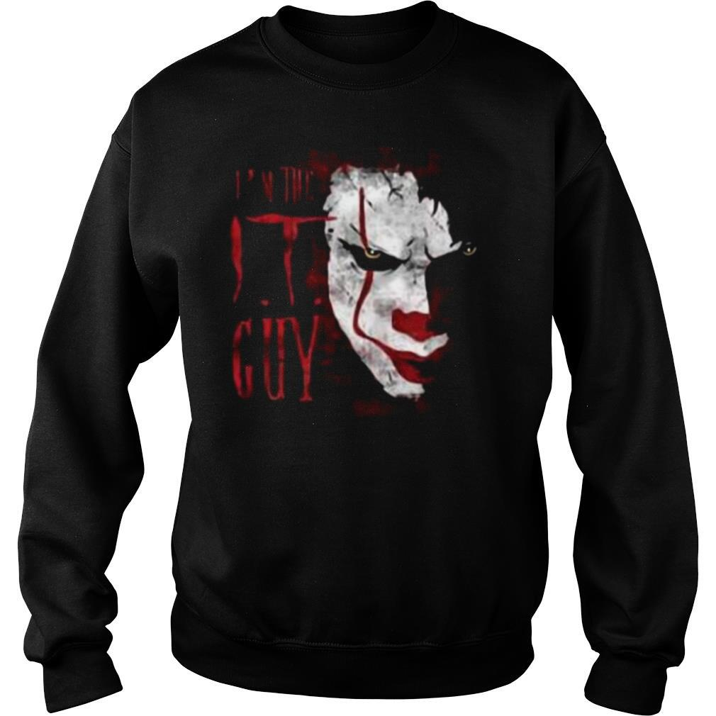 The IT Guy Scary Halloween Classic shirt