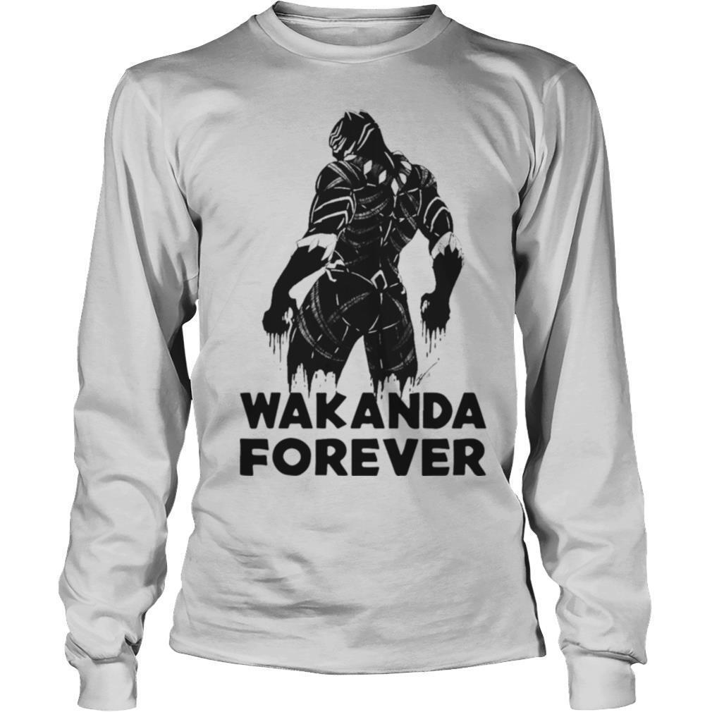 The King of Wakanda We Love You Forever shirt