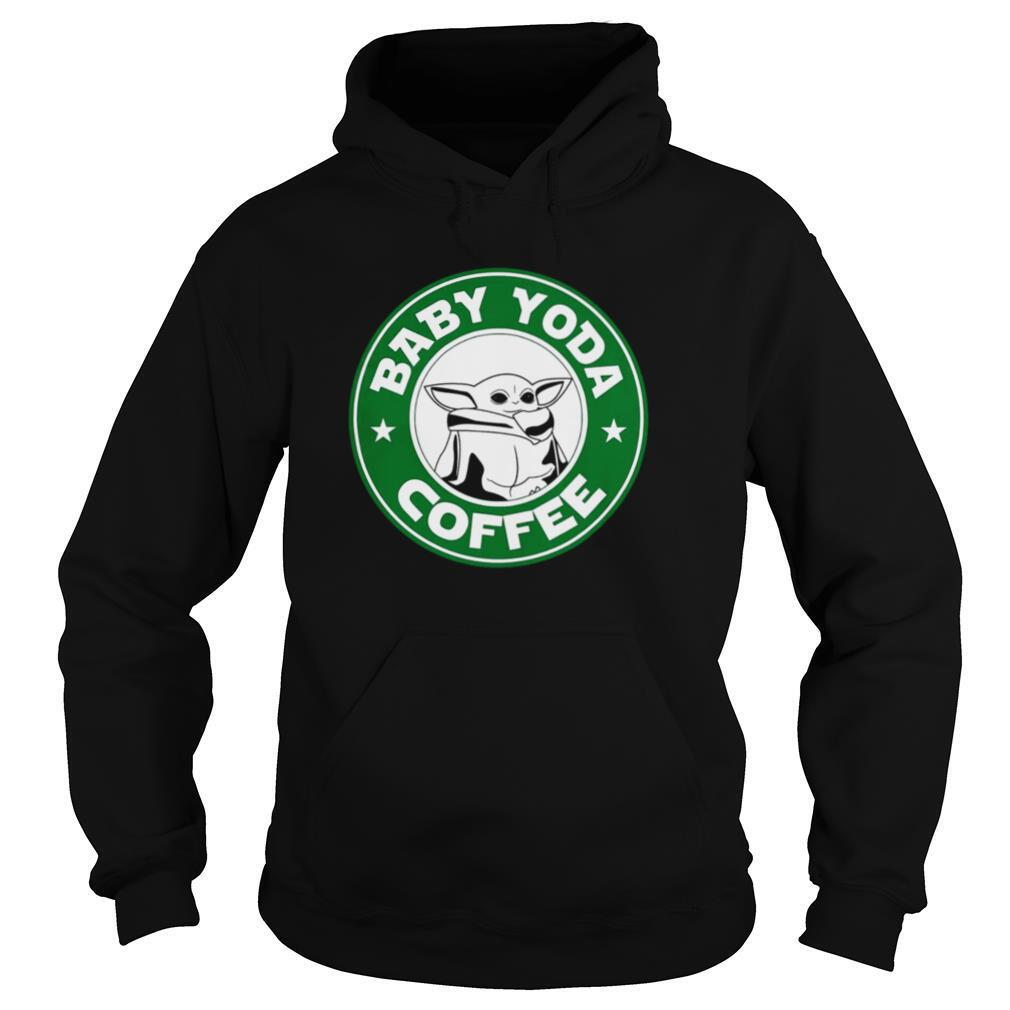 The Mandalorian Baby Yoda Coffee shirt