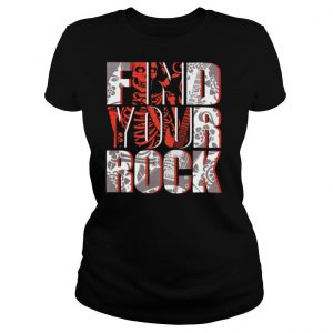 Find your rock skeleton halloween shirt
