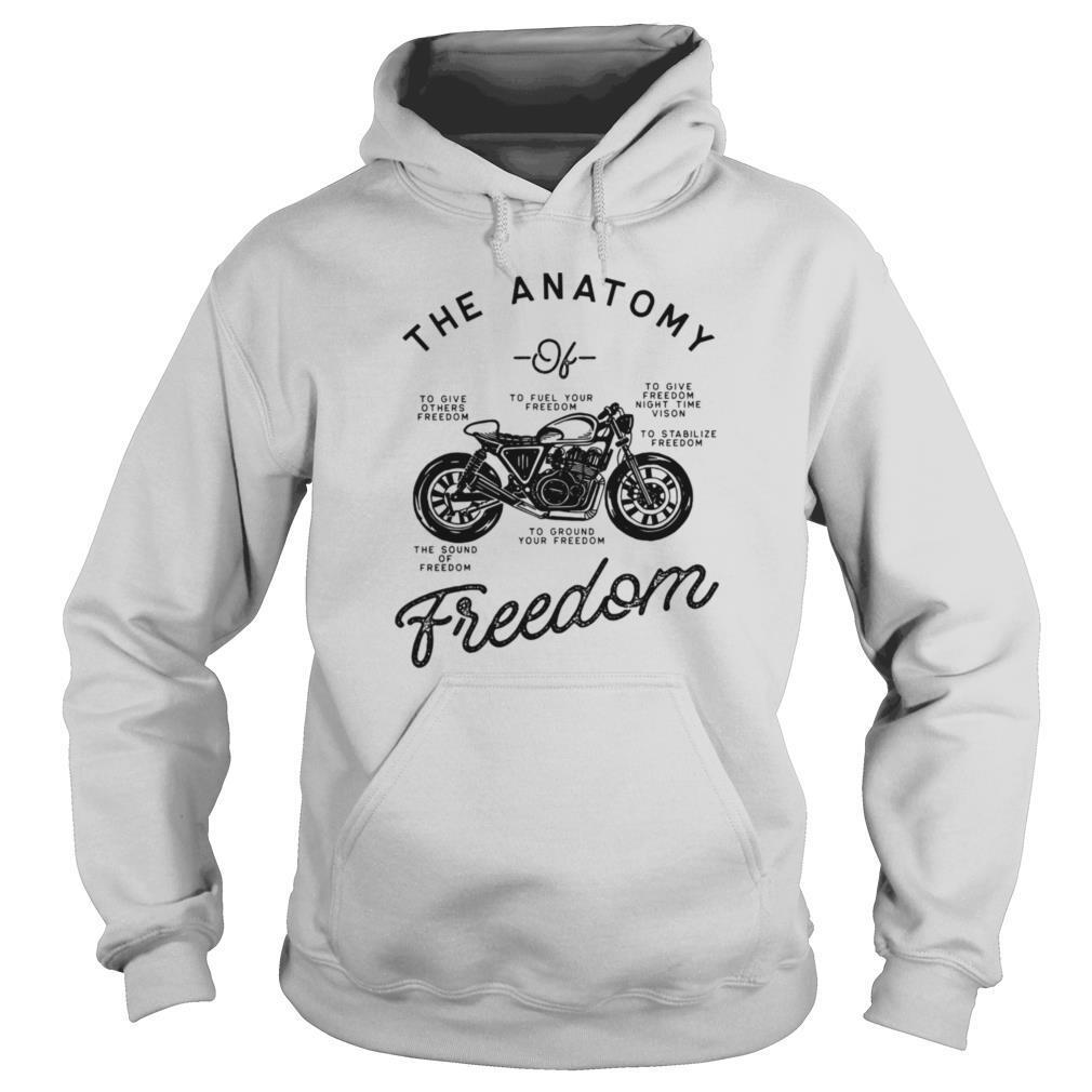 The Anatomy To Give Others Freedom To Fuel Your Freedom The Sound Of Freedom shirt