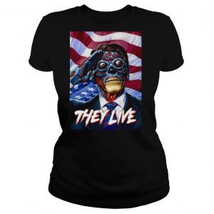 They Do Live ShirtThey Do Live shirt