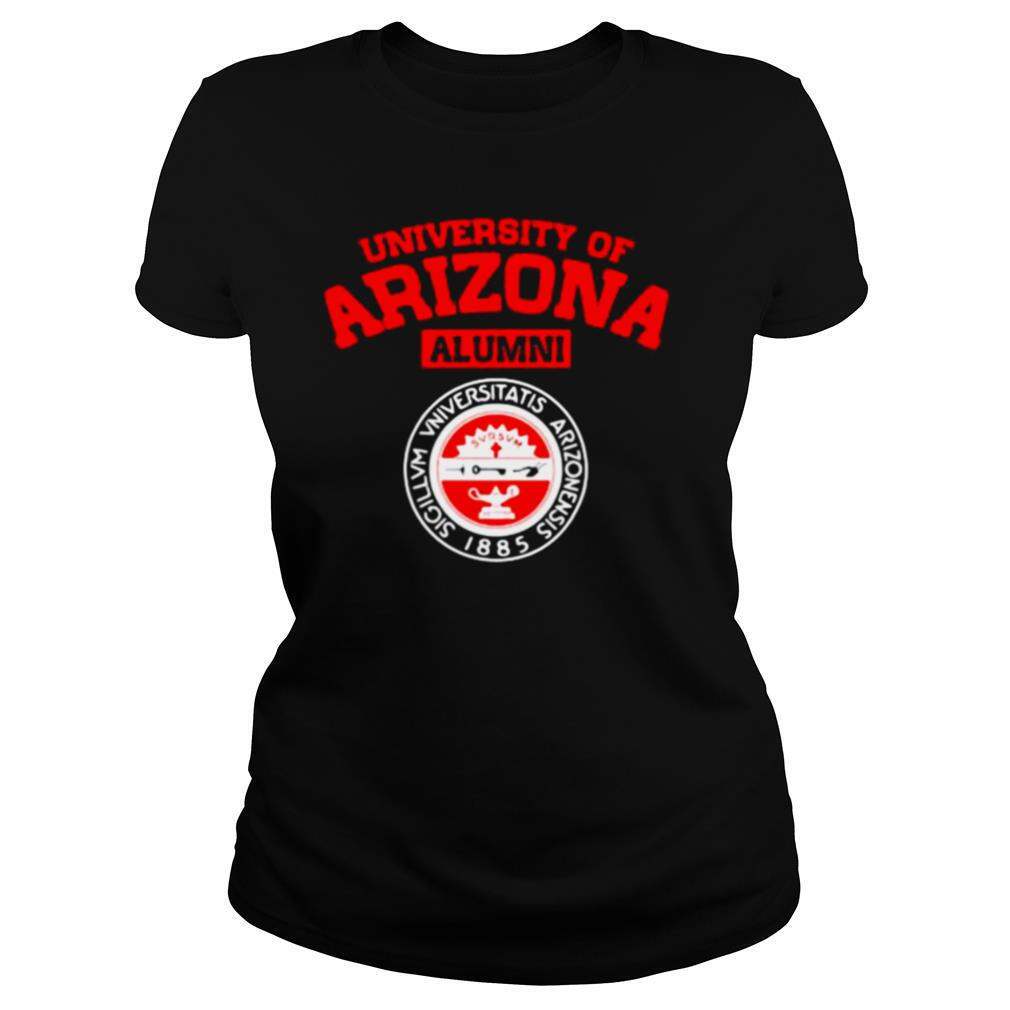 University Of Arizona Alumni Association Logo shirt