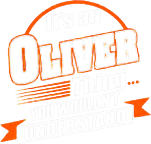 Its An Oliver Things You Wouldnt Understand Shirt